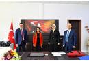 OKÜ'nün Yeni Rektörü Prof. Dr. Turgay Uzun Göreve Başladı