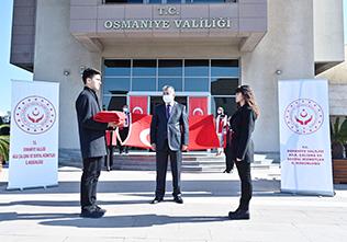 """""""81 GENÇ 81 BAYRAK"""" ETKİNLİĞİ"""