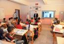 İl Milli Eğitim Müdürü Albak'ın Okul Ziyaretleri Devam Ediyor